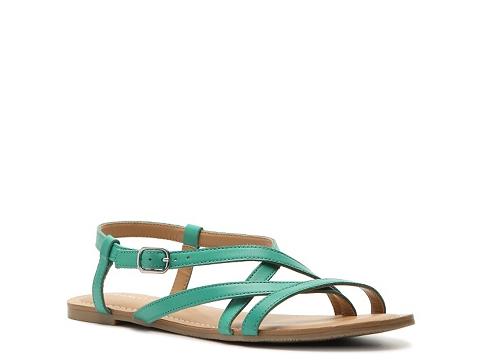 Incaltaminte Femei Franco Sarto Jinelle Flat Sandal Turquoise