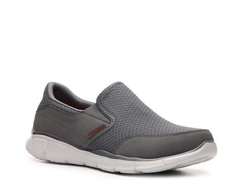 Incaltaminte Barbati SKECHERS Equalizer Persistent Slip-On Sneaker - Mens Grey