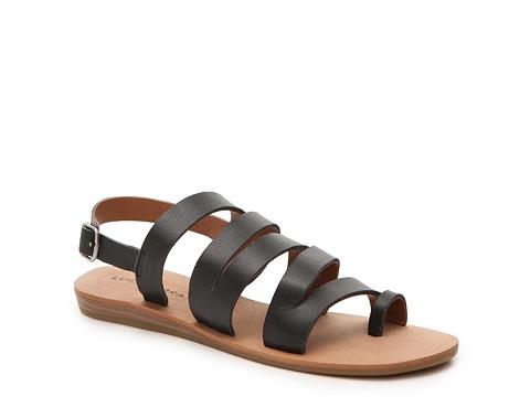 Incaltaminte Femei Lucky Brand Fairwayy Gladiator Sandal Black