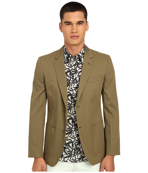 Imbracaminte Barbati Marc Jacobs Ottoman Stripe Blazer Army