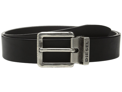 Accesorii Barbati Diesel Choosy Belt Black