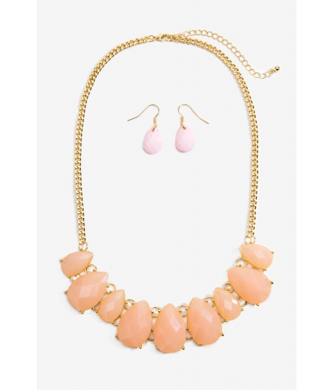 Bijuterii Femei CheapChic Romantic Mood Cap Necklace Blush