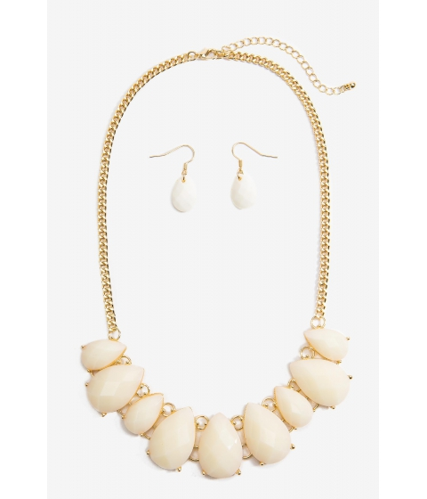 Bijuterii Femei CheapChic Romantic Mood Cap Necklace Ivory