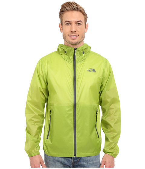 Imbracaminte Barbati The North Face Cyclone Hoodie Macaw Green