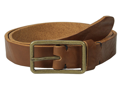 Accesorii Barbati Scotch Soda Premium Italian Leather Belt Brown