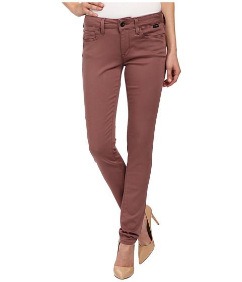 Imbracaminte Femei Mavi Jeans Alexa in Deep Mauve Gold Sateen Deep Mauve Gold Sateen