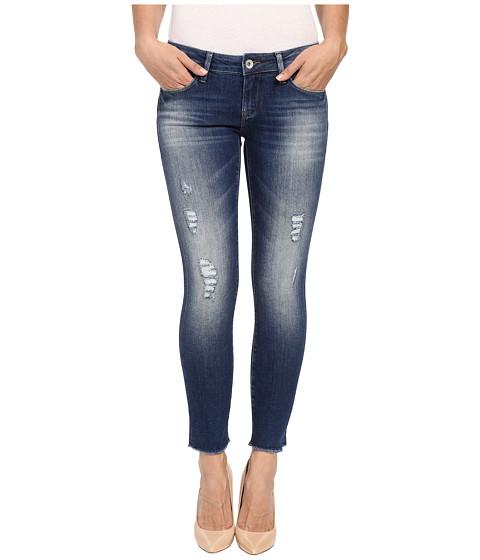 Imbracaminte Femei Mavi Jeans Serena Ankle in Dark Ripped Vintage Dark Ripped Vintage