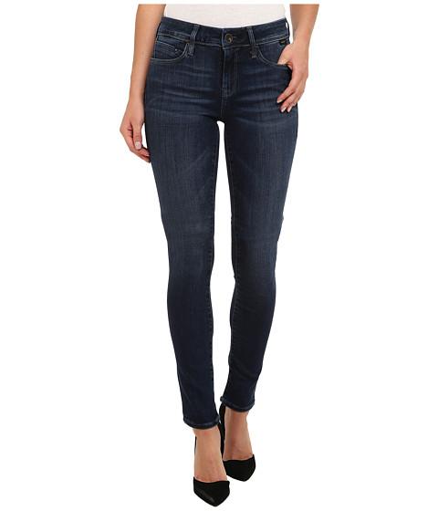 Imbracaminte Femei Mavi Jeans Alexa Midrise Skinny in Deep Gold Tencelreg Deep Gold Tencel