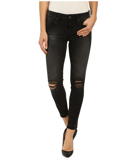 Imbracaminte Femei Mavi Jeans Adriana in Black Destructed Tribeca Black Destructed Tribeca