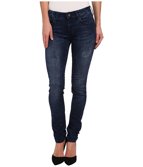 Imbracaminte Femei Mavi Jeans Alexa Midrise Skinny in Ink Jegging Ink Jegging