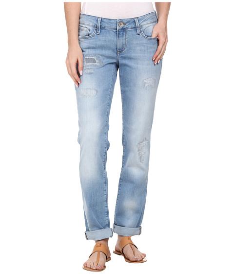 Imbracaminte Femei Mavi Jeans Emma Slim Boyfriend in Rip and Repair Vintage Rip and Repair Vintage