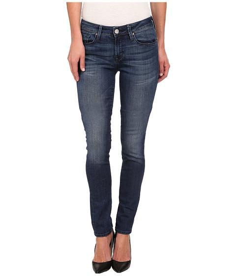 Imbracaminte Femei Mavi Jeans Alexa Midrise Skinny in Dark Used Nolita Dark Used Nolita