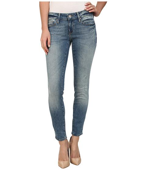 Imbracaminte Femei Mavi Jeans Serena Ankle Low Rise Super Skinny Ankle in Used Nolita Used Nolita