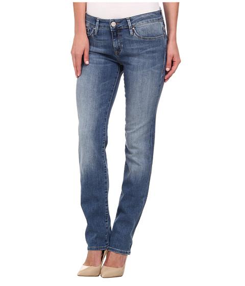 Imbracaminte Femei Mavi Jeans Kerry Mid Rise Straight Leg in Light Nolita Light Nolita