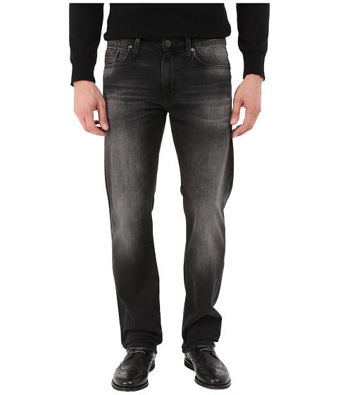Imbracaminte Barbati Mavi Jeans Zach Regular Rise Straight in Smoke Used Williamsburg Smoke Used Williamsburg