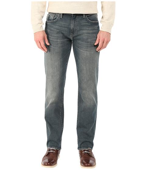 Imbracaminte Barbati Mavi Jeans Zach Regular Rise Straight in Used Green Cast Used Green Cast