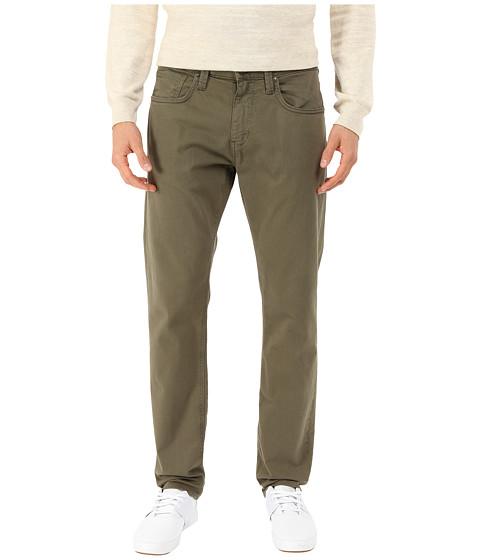 Imbracaminte Barbati Mavi Jeans Jake Tapered Leg in Olive Comfort Olive Comfort