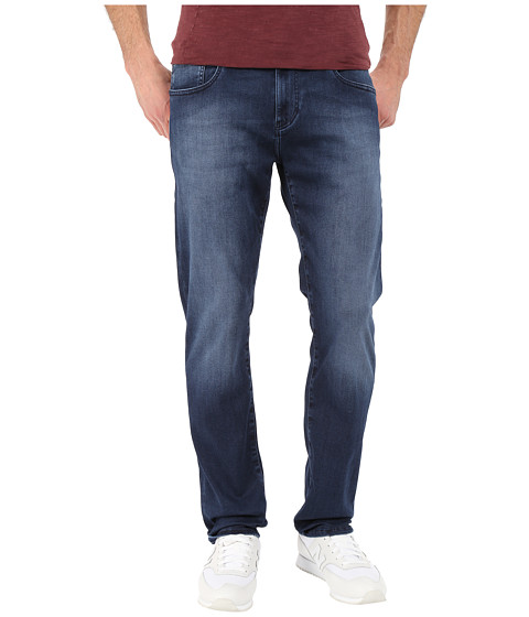 Imbracaminte Barbati Mavi Jeans Jake Regular Rise Slim in Deep Sporty Deep Sporty