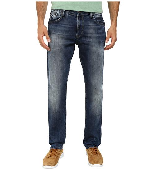 Imbracaminte Barbati Mavi Jeans Jake Regular Rise Slim Leg in Indigo Used Italy Indigo Used Italy