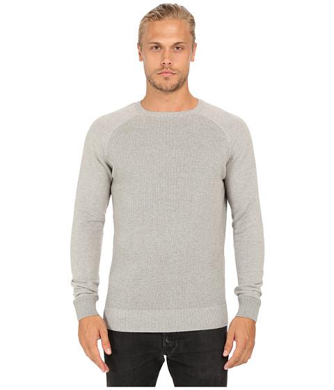 Imbracaminte Barbati Mavi Jeans Crew Neck Sweater Grey Melange