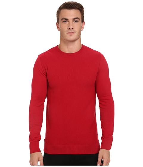 Imbracaminte Barbati Mavi Jeans Crew Neck Sweater Red