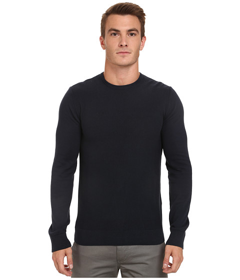 Imbracaminte Barbati Mavi Jeans Crew Neck Sweater Total Eclipse