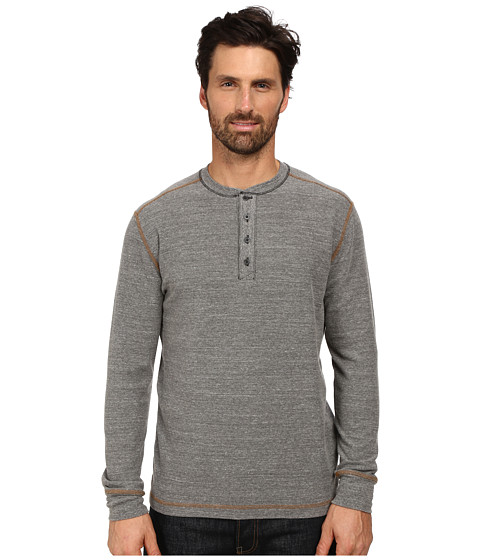 Imbracaminte Barbati Agave Denim Long Sleeve Henley Canvas Egret