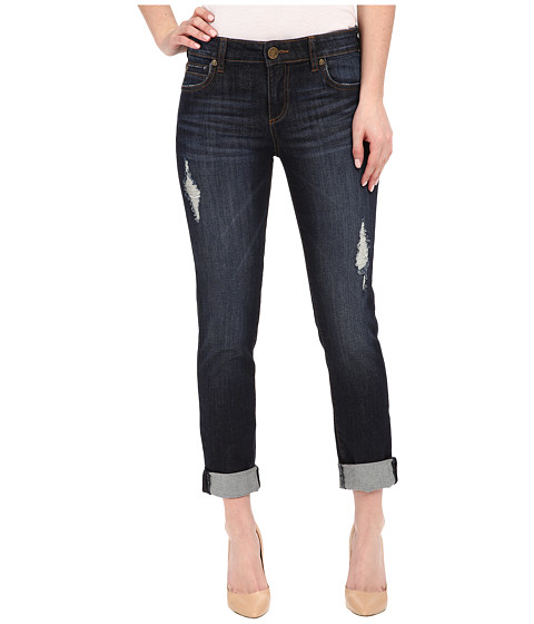 Imbracaminte Femei KUT from the Kloth Catherine Boyfriend Jeans in Luxury Luxury