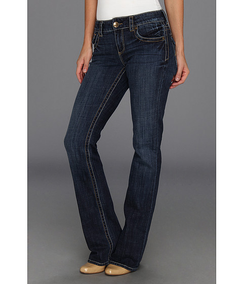 Imbracaminte Femei KUT from the Kloth Natalie Bootcut Long Inseam in Vagos Vagos