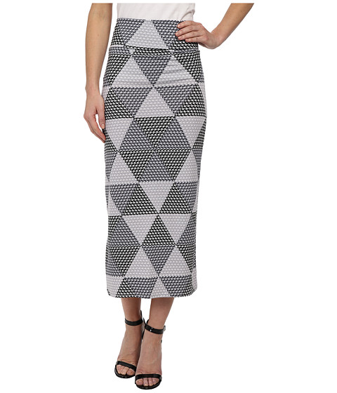 Imbracaminte Femei Rachel Pally HW Convert Printed Skirt Cement Hexagon