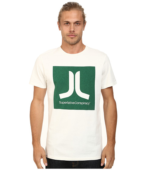 Imbracaminte Barbati WeSC Boxicon Short Sleeve Tee Winter White