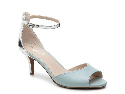 Incaltaminte Femei Seychelles Hazel Leather Sandal Light BlueSilver