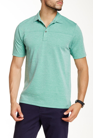 Imbracaminte Barbati Travis Mathew Callahan Polo BOSPHOROUS GREEN