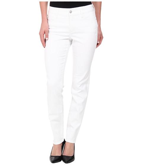 Imbracaminte Femei NYDJ Sheri Skinny in Optic White Optic White
