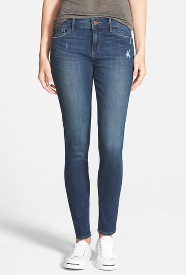 Imbracaminte Femei Treasure Bond Skinny Jeans SKINNY-JEAN-LEGACY-DUSK-WORN