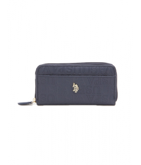 Accesorii Femei US Polo Assn HEATHER USPA DEBOSSED LOGO Wallet Classic Navy