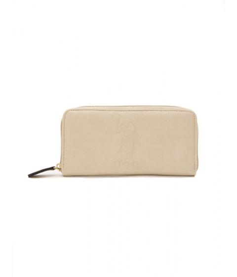 Accesorii Femei US Polo Assn Kingston Embossed Wallet Tan