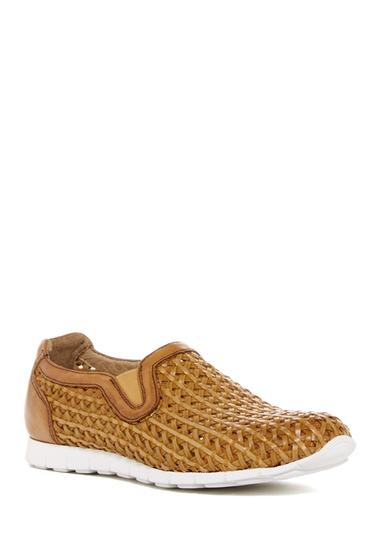 Incaltaminte Barbati Donald J Pliner Hadyn Slip-On Sneaker NATURAL