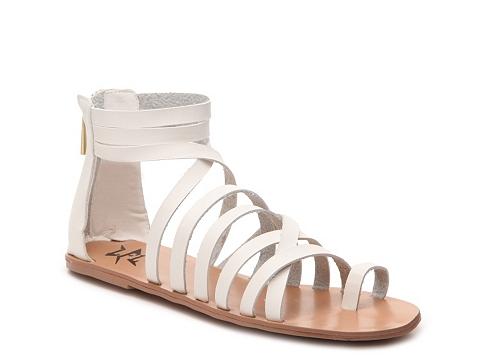 Incaltaminte Femei LFL Willow Gladiator Sandal White