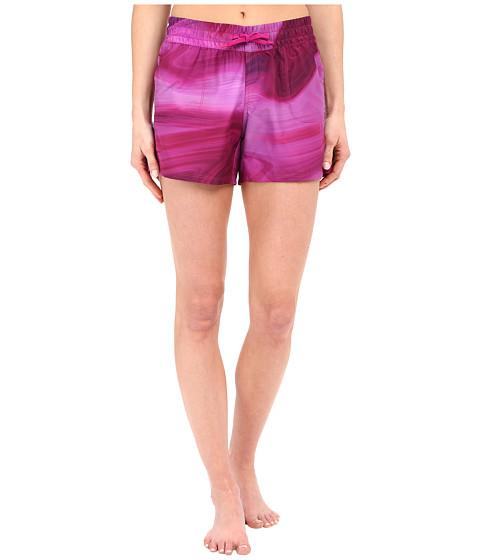 Imbracaminte Femei The North Face Printed Class V Shorts Fuchsia Pink Water Swirl Print (Prior Season)