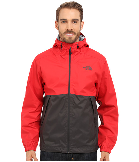Imbracaminte Barbati The North Face Millerton Jacket TNF RedAsphalt Grey