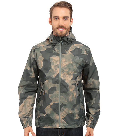 Imbracaminte Barbati The North Face Millerton Jacket Laurel Wreath Green Depth Camo Print