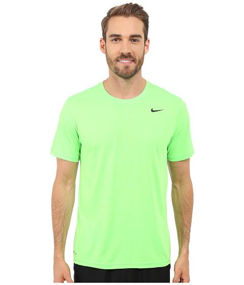 Imbracaminte Barbati Nike Legend 20 Short Sleeve Tee Voltage GreenBlackBlack