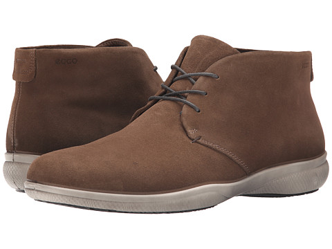 Incaltaminte Barbati ECCO Grenoble Chukka Boot Birch
