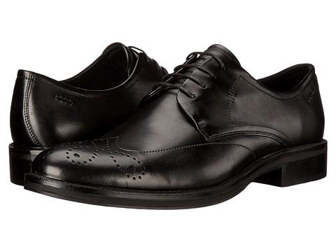 Incaltaminte Barbati ECCO Henley Tie Black