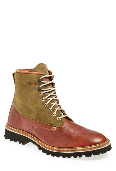 Incaltaminte Barbati Wolverine Tomas Plain Toe Boot BROWN