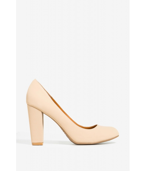Incaltaminte Femei CheapChic Amuse-01m Less Is Amour Pump Nude
