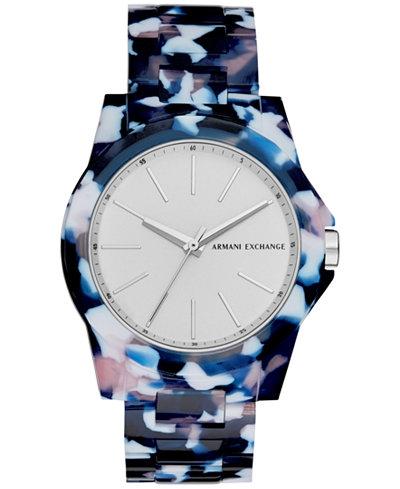 Ceasuri Femei Armani Exchange Active Silver Dial Ladies Watch Silver
