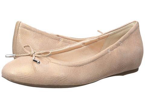 Incaltaminte Femei Rockport Total Motion Hidden Wedge Tied Ballet Pink Snake