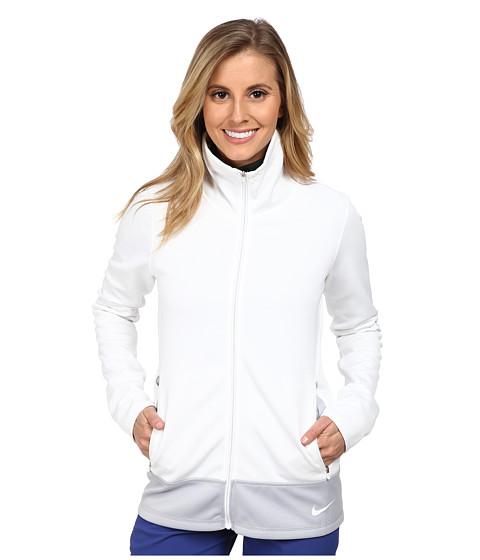 Imbracaminte Femei Nike Golf Thermal Full Zip Jacket WhiteWhiteWhite